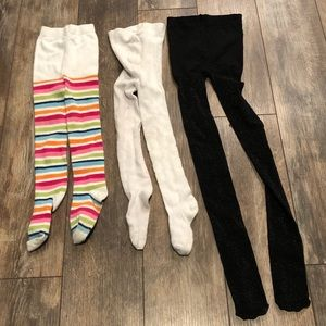 Gymboree tights 2-3